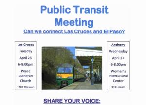 Public Transit Meeting