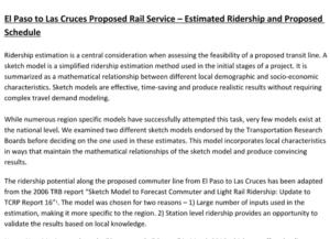 ElPaso-to-Las-Cruces-Proposal