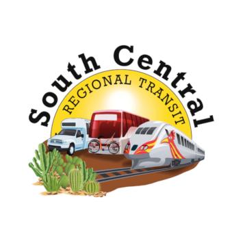South Central Regional Transit Logo